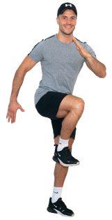 zakaj ogrevanje mišic pred vadbo