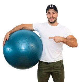 Miha Geršič - velika žoga