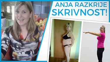 Anja je z malimi triki spremenila svoje življenje!