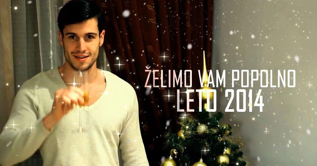 Srečno in popolno leto 2014