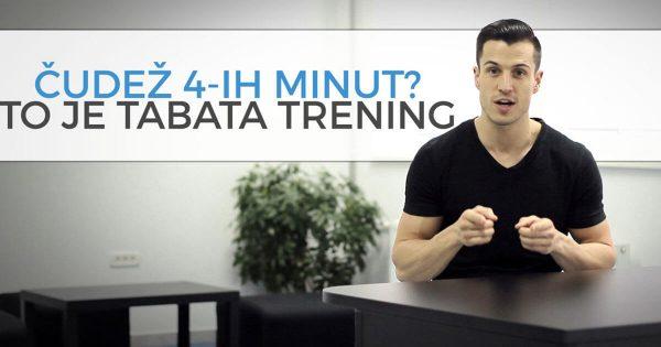 Tabata – 4 minute, ki pokurijo več kalorij kot 1h teka