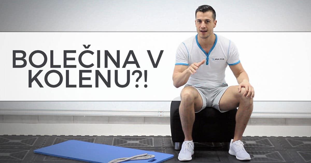 5 top vaj za fit postavo, ko vas bolijo kolena