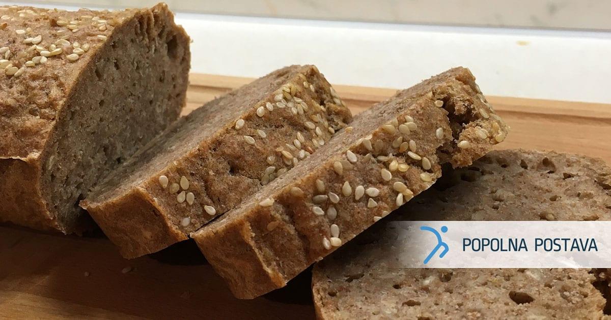 Pirin polnozrnat kruh