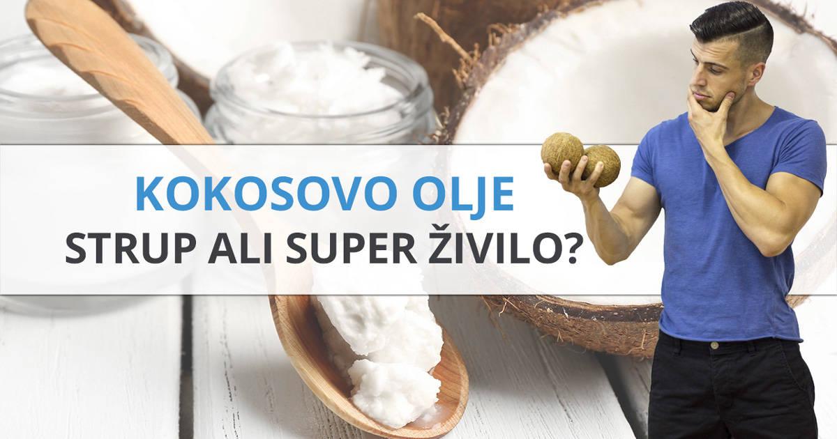 Kokosovo olje – strup ali super živilo?