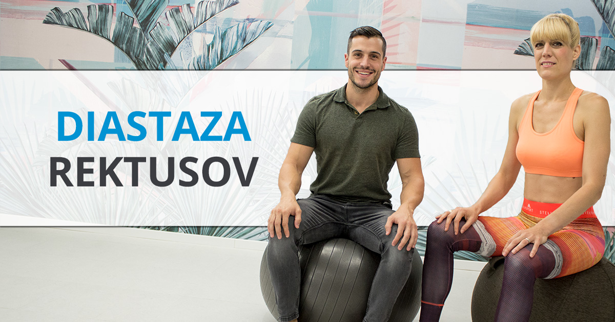 Diastaza rektusov: Kako do predporodne postave in ravnega trebuščka?