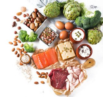 Prehrana bogata s kolagenom