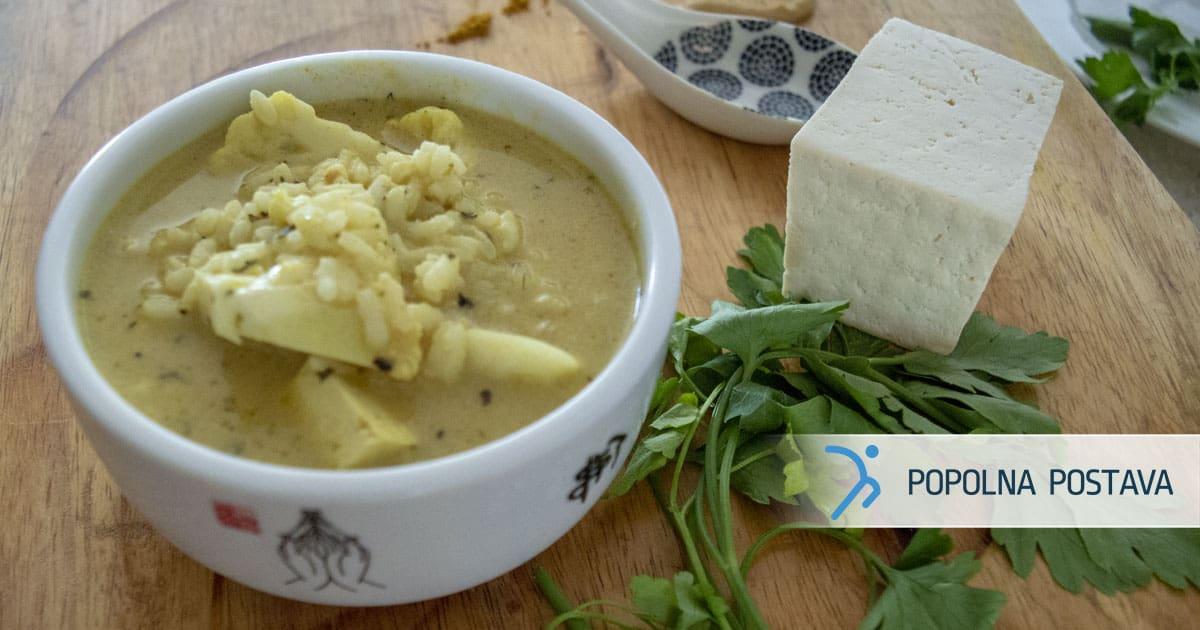 Tofujev curry
