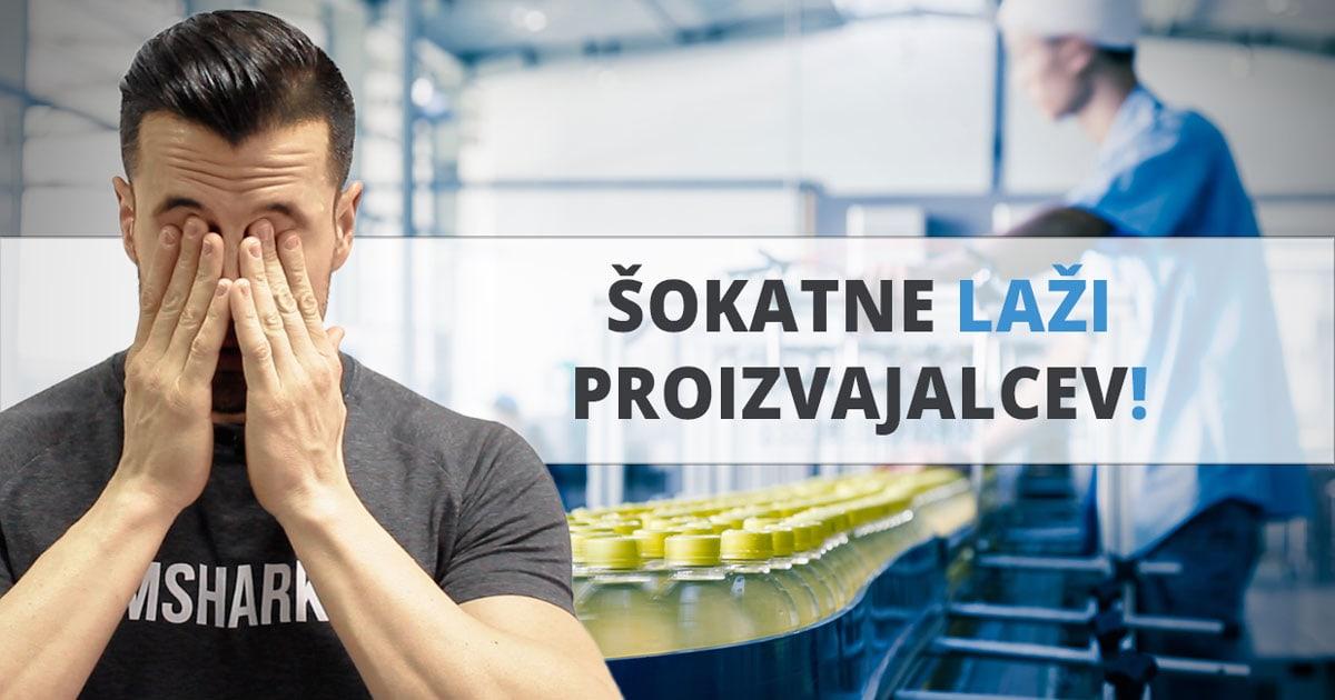 Proizvajalci LAŽEJO – predelana živila UBIJAJO