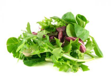 zelena listnata zelenjava