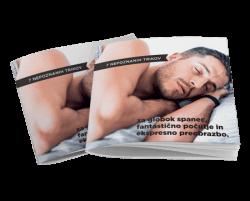 7 nepoznanih trikov za globok spanec - knjižica