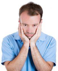 težave pomanjkanja testosterona