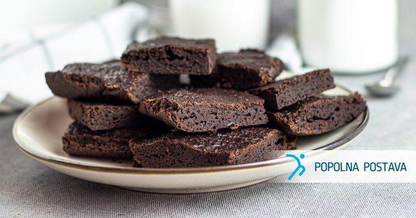 Čokoladni rjavčki (browniji)