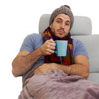miha geršič - šport med prehladom