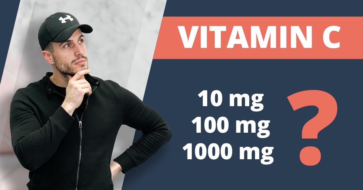 Vitamin C – kako do optimalnega dnevnega vnosa?