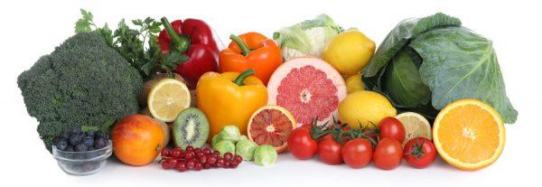 kje najdemo vitamin c - sadje in zelenjava