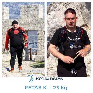 Od dvomljivca do zmagovalca v boju proti odvečnim kilogramom!