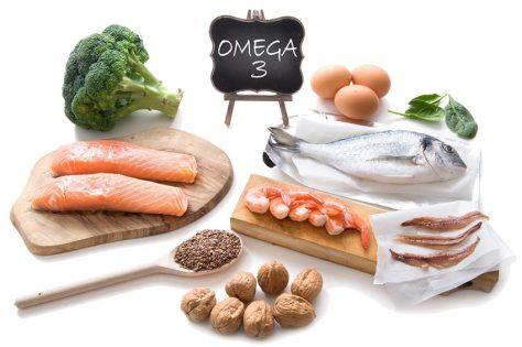 omega 3 in prehrana za zniževanje holesterola
