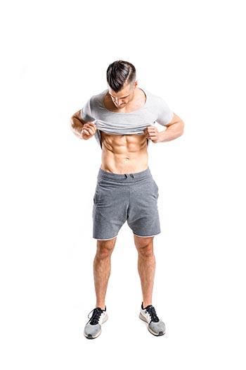presežek kalorij za pridobivanje mišične mase