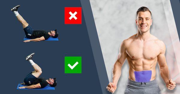 10 najučinkovitejših vaj za spodnje trebušne mišice