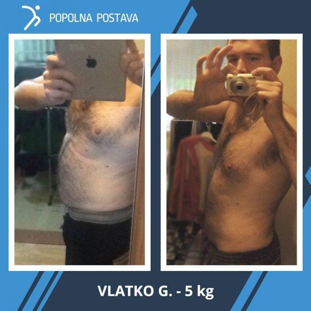 S pravilno spremembo prehrane do idealne teže