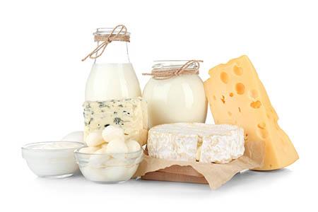 mleko in mlečni izdelki