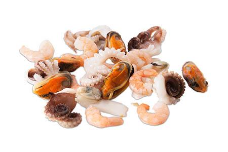 ribe in morski sadeži